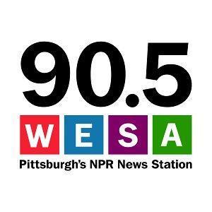90.5 WESA logo