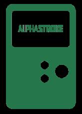 AlphaStroke 1 Green small