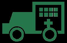 Ambulance Green