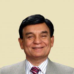 Ashok headshot