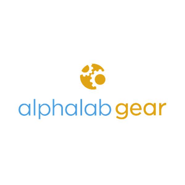 logo alphalab gear
